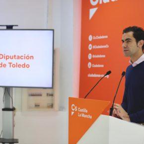 Cs Toledo celebra las medidas de la Diputación contra el coronavirus aunque lamenta que no haya posibilidad de teletrabajo