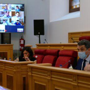 """Esteban Paños insiste en que Toledo necesita """"unidad y consenso sin fisuras"""" para hacer frente a la peor crisis de las últimas décadas"""
