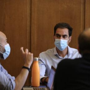 """Cs Toledo sobre la """"bomba radiactiva vírica"""" de Madrid: """"Cada vez que habla Page sube el pan, pero no bajan ni el paro ni los contagios"""""""