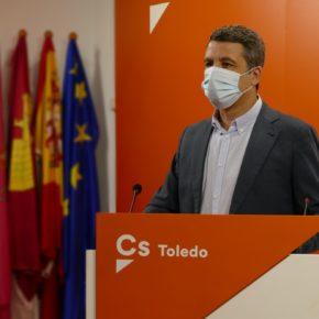 Ciudadanos exige partidas concretas para ejecutar en Toledo 45 acuerdos de Pleno que el PSOE sigue sin cumplir