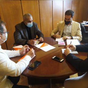 Cs Toledo denuncia las continuas trabas a la labor de oposición y la falta de transparencia del equipo socialista de Yeles